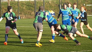 Boroughmuir U15s