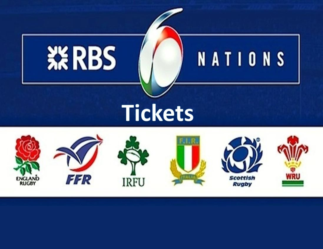 Six Nations 2019 tickets for Murrayfield