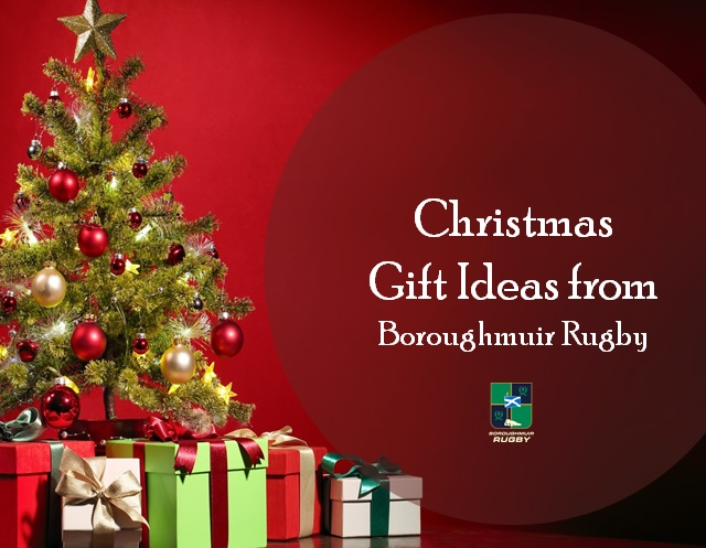 Christmas Gifts at Boroughmuir Rugby