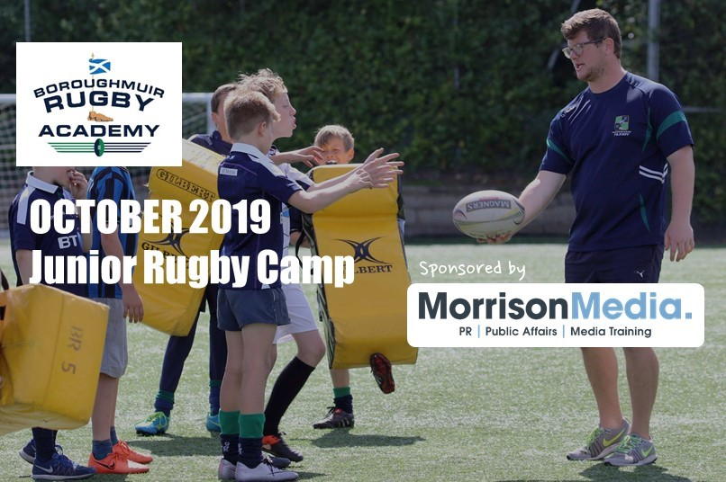 Junior Skills Camp - October 2019 (P4 to S2)