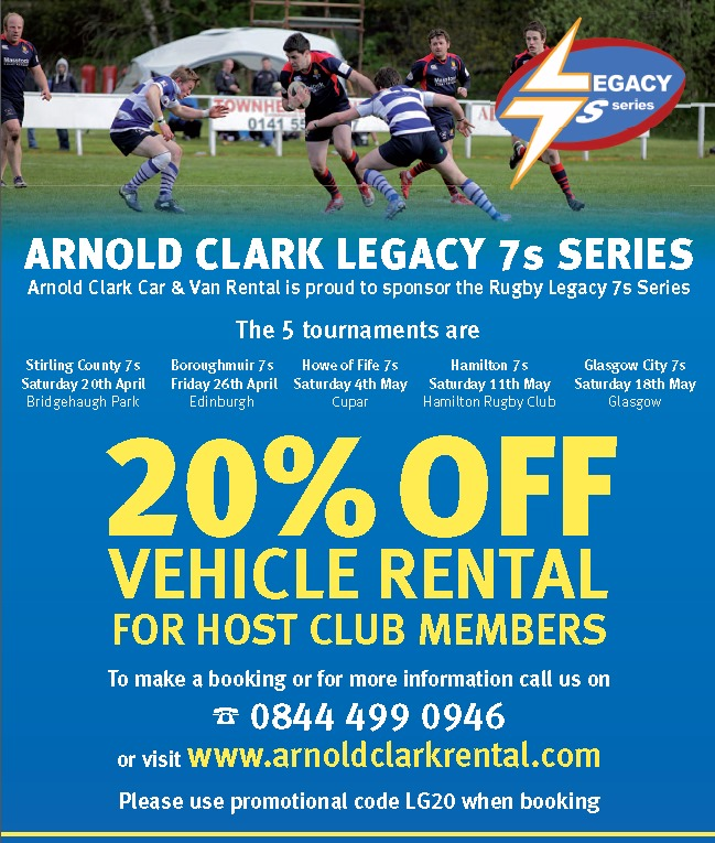 Arnold Clark Legacy 7s