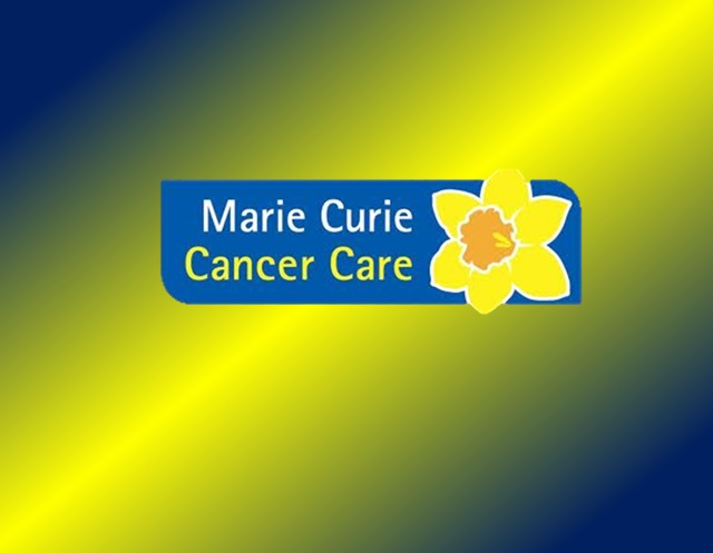 Marie Curie Care Needs Our Help