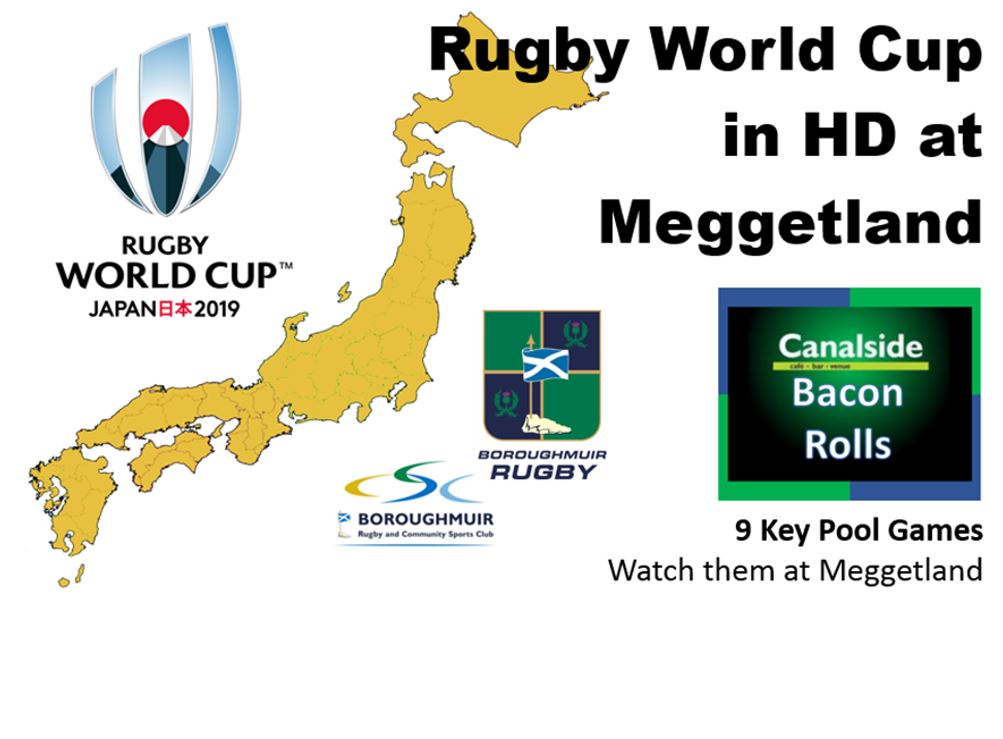 RWC in HD at Meggetland