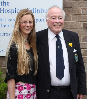 Allan Mackey Supporter of Marie Curie