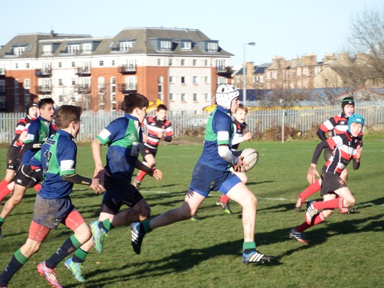 Weekend Youth Rugby Results 23rd November 2014