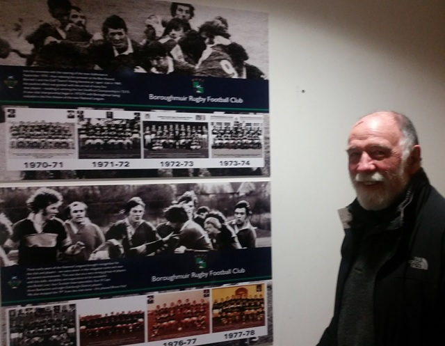 Boroughmuir Rugby History Revived