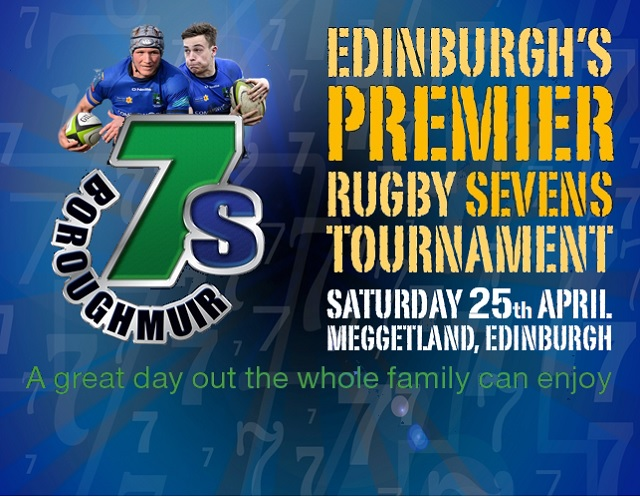 Boroughmuir Rugby 7s 2015