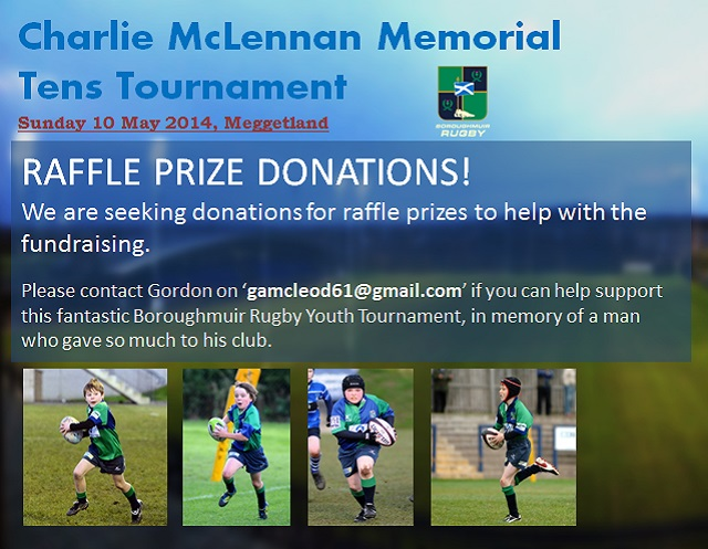 Charlie McLennan Memorial Tournament
