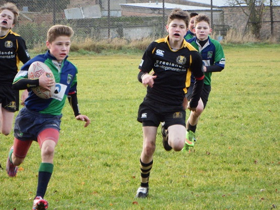 Weekend Youth Rugby Results 14th November 2014